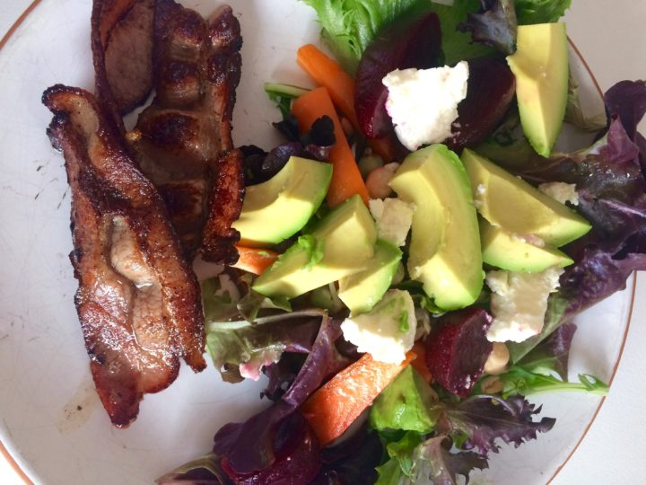 Surviving Feb-Fast:  low carbs, low sugar and no alcohol…